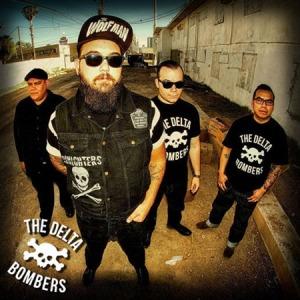 The Delta Bombers circa 2014