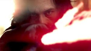 The Last Jedi - Adam Driver as Kylo Ren