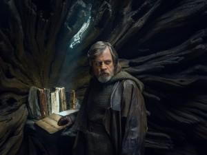The Last Jedi - Mark Hamill as Luke Skywalker