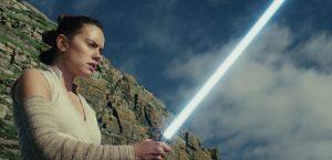 The Last Jedi - Daisy Ridley as Rey