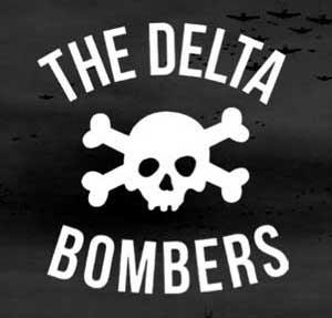 The Delta Bombers album cover