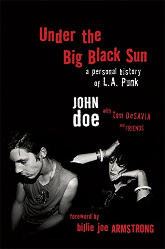 Under The Big Black Sun book cover