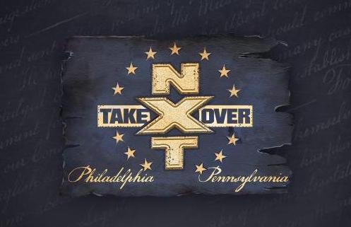 NXT Takeover Philadelphia logo