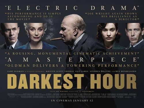 Darket Hour poster