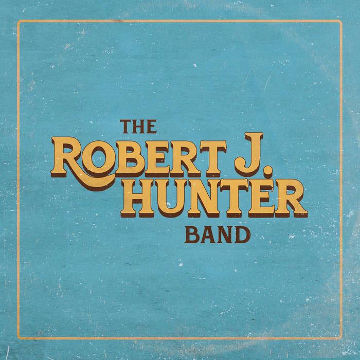 The Robert J. Hunter Band - Self-titled - album cover
