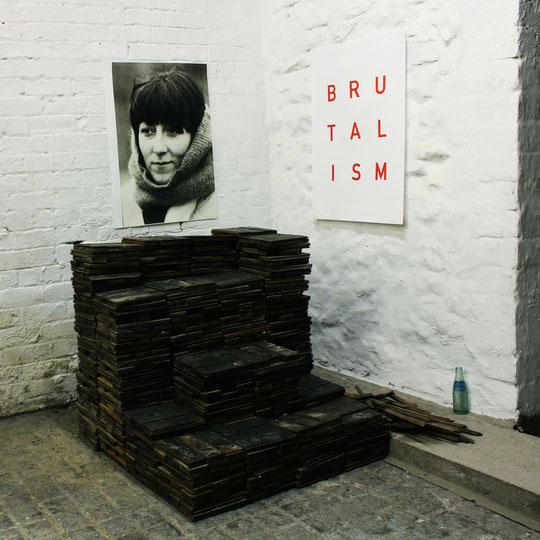 Idles - Brutalism - album cover