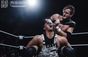 TK Cooper and Chris Brookes by The Head Drop