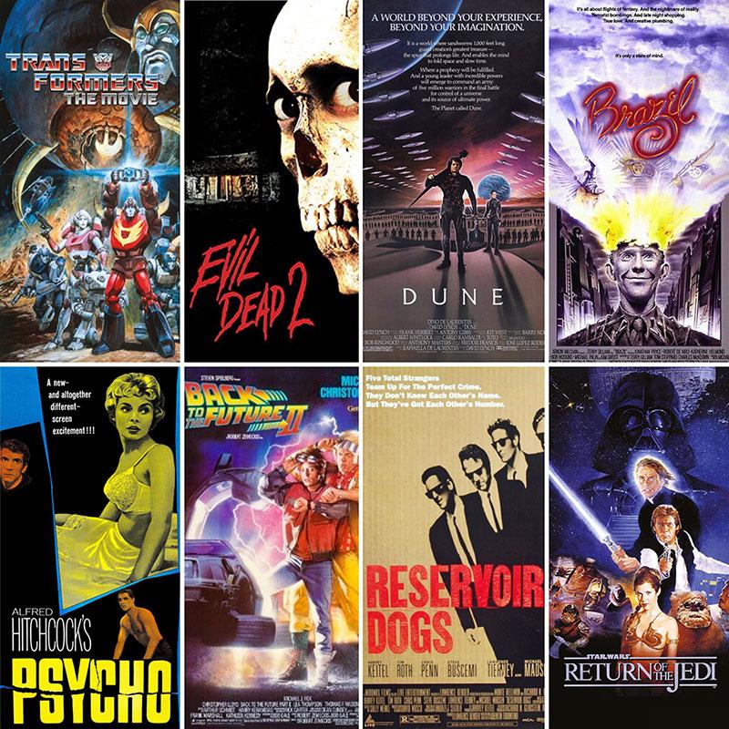Best movies montage
