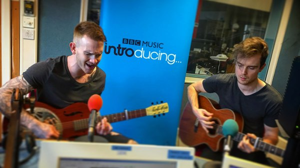 Kings on BBC Music Introducing in Guernsey