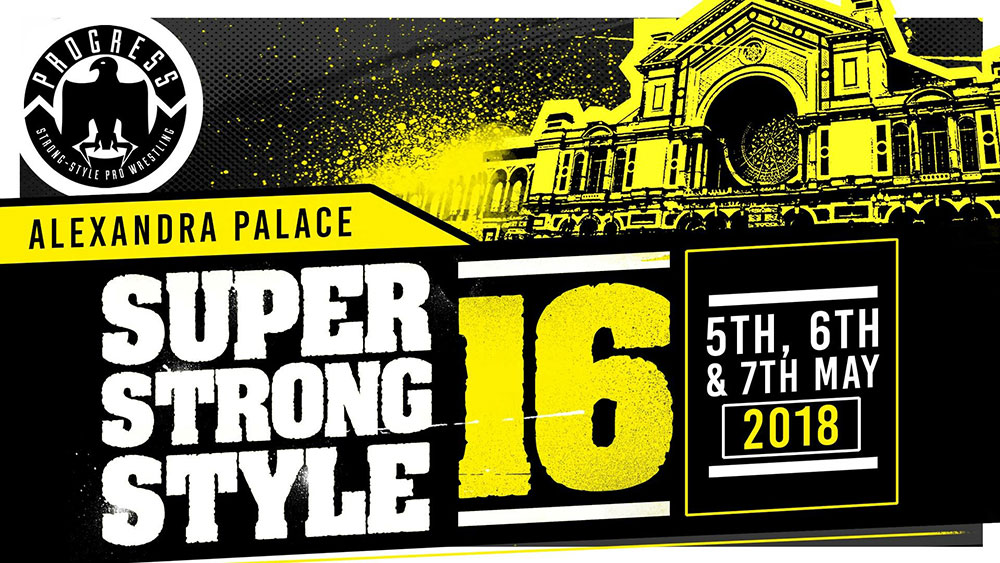 Progress: Super Strong Style 16 2018 logo