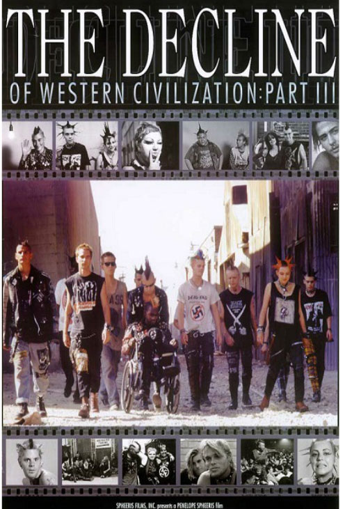 The Decline of Western Civilization Part 3 - poster