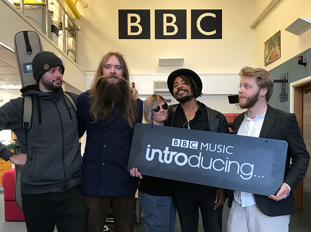 The Recks at BBC Introducing