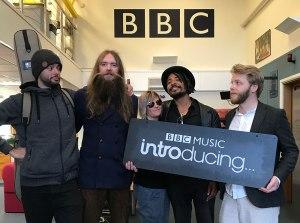 The Recks at BBC Introducing