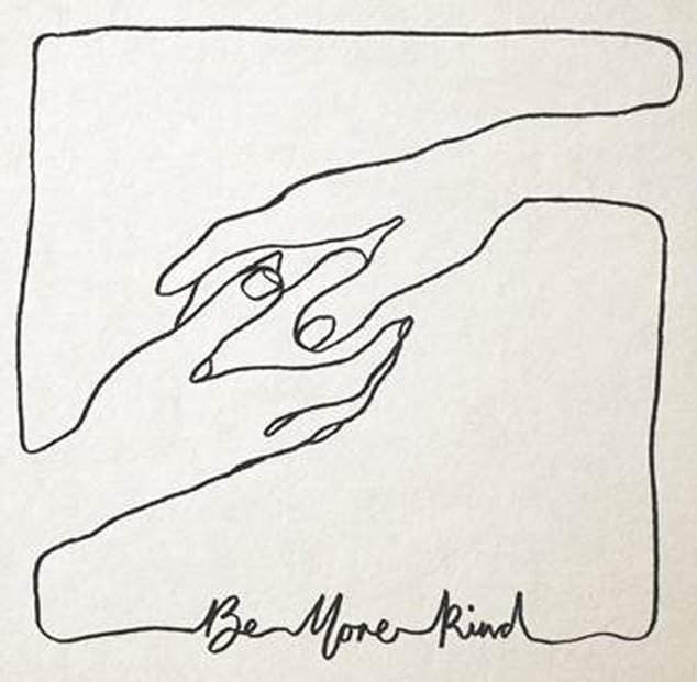 Frank Turner - Be More Kind - album art