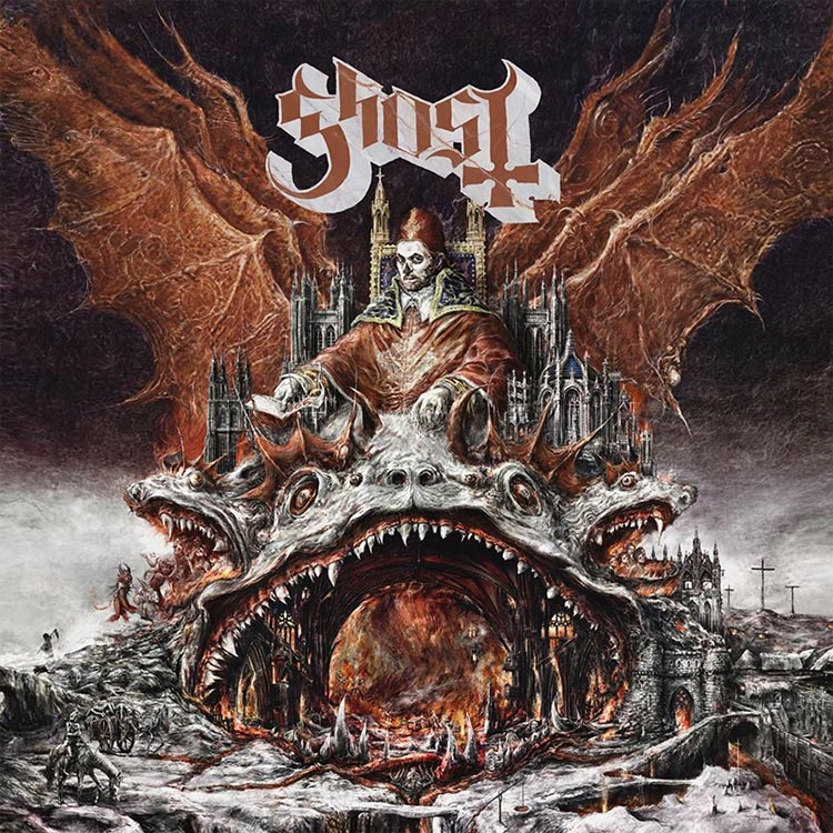 Ghost Prequelle - album cover