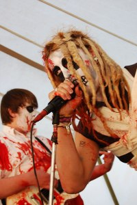 The Bio-Nightmares at Mudstock