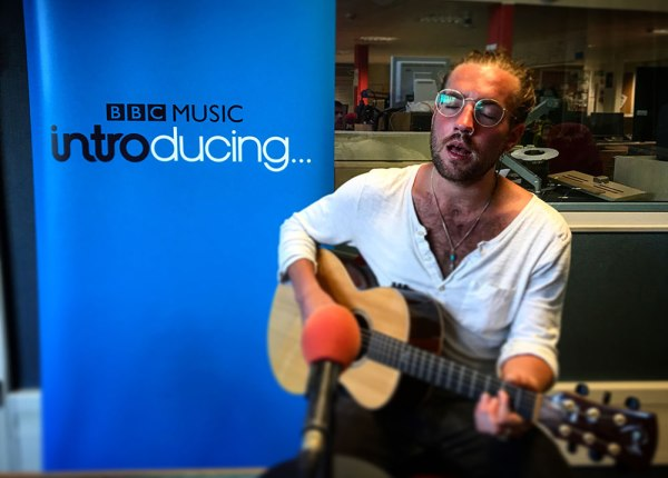 Joe Corbin on BBC Music Introducing In Guernsey
