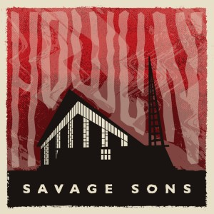 Savage Sons - Howlin EP cover
