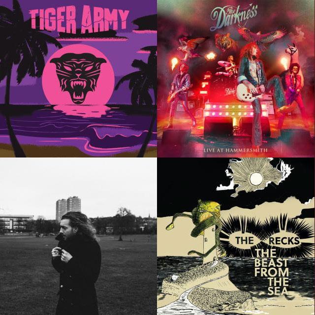 Spotify playlist montage - July 2018