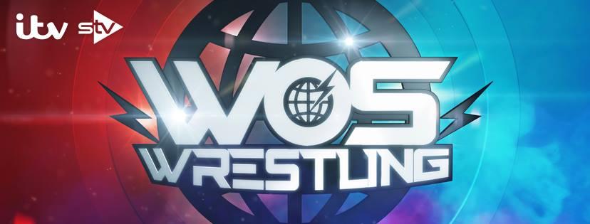 WOS Wrestling logo