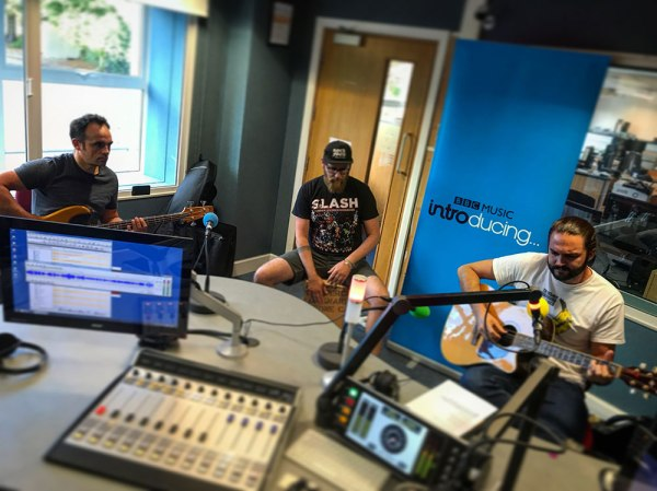 Savage Sons on BBC Introducing