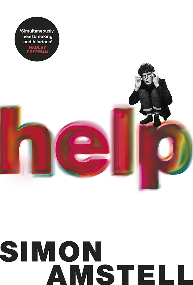 Help by Simon Amstell book cover