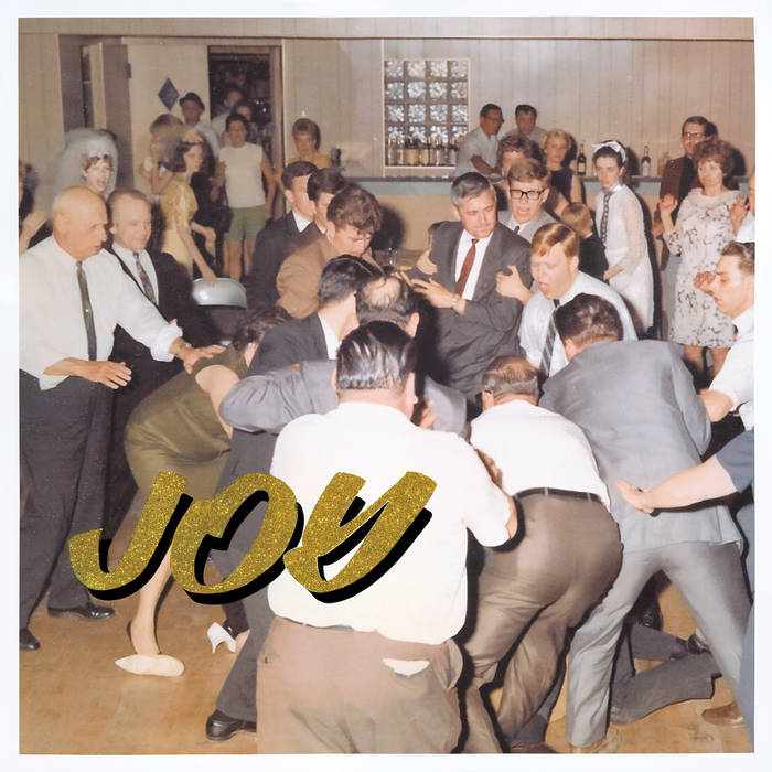 Idles - Joy As An Act Of Resistance - album cover
