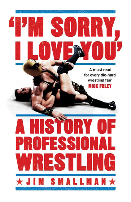 I'm Sorry I Love You by Jim Smallman - book cover