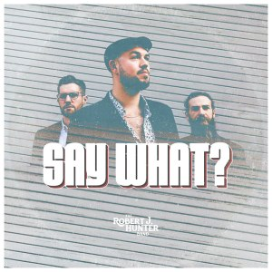 Robert J. Hunter - Say What? - album cover