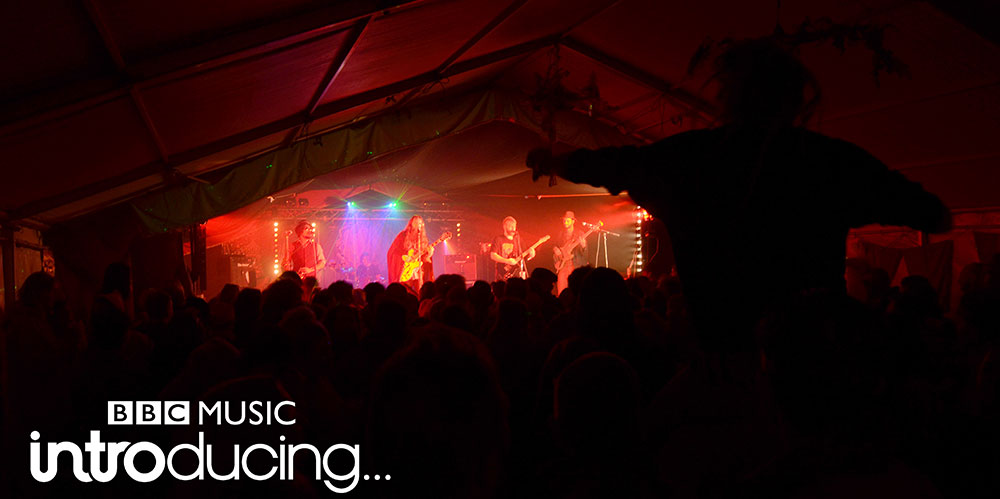 The Recks at Sark Roots Festival