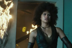 Deadpool 2 Domino - Zazie Beetz