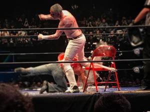 Paul Robinson vs Jimmy Havoc