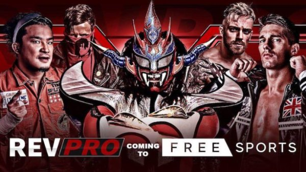 Rev Pro TV Tapings promo
