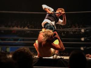 Spike Trivet and Chuck Mambo - Battle Royal