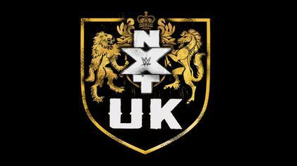 WWE NXT UK Logo