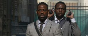 Hotel Artemis - Sterling K Brown and Brian Tyree Henry