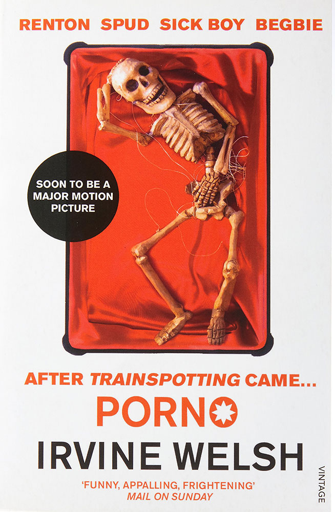 Irvine Welsh - Porno - book cover
