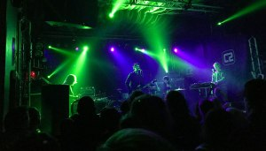 Jon Spencer and the HITmakers at Concorde 2