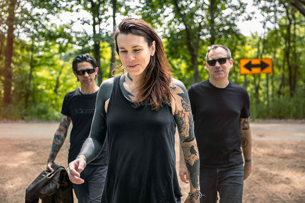 Laura Jane Grace and The Devouring Mothers by Bryce Mata - Promo