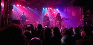 Melvins at Concorde 2