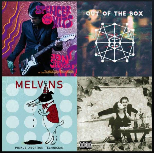 November 2018 Playlist