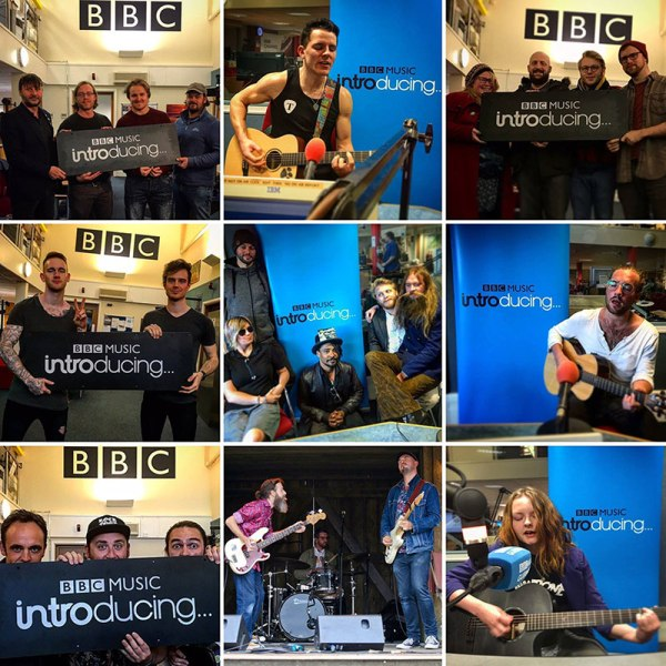 BBC Music Introducing In Guernsey - 2018 Montage