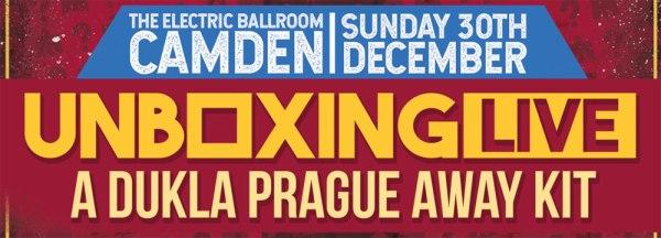 PROGRESS Wrestling: Unboxing Live 2018 logo