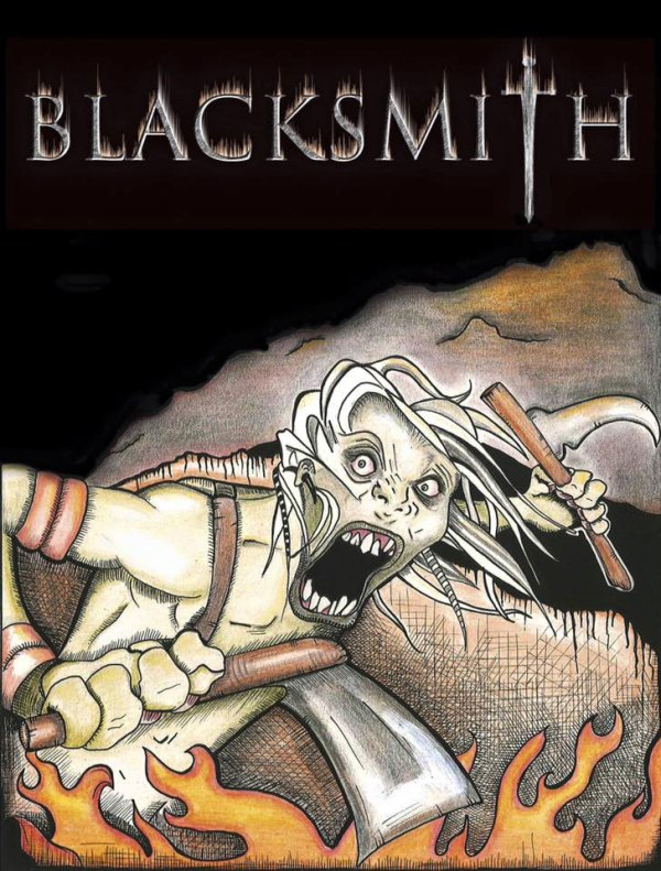 Blacksmith - Chapter One EP - cover art