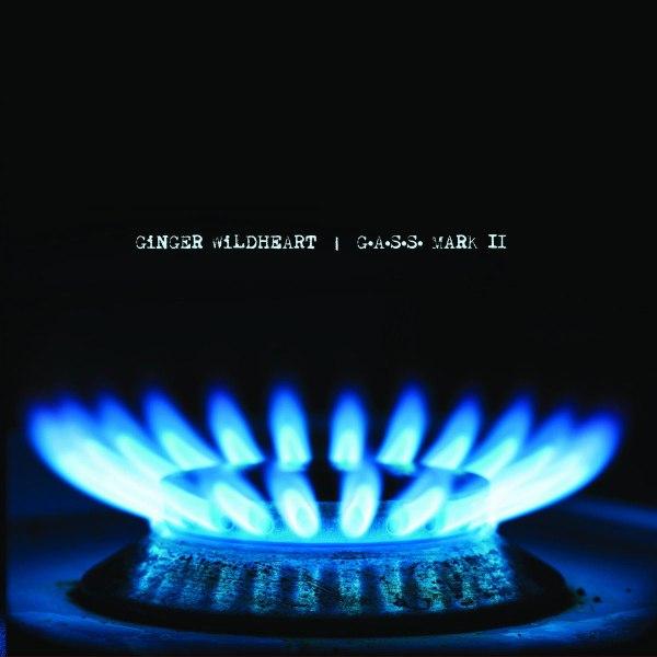 Ginger Wildheart - GASS Mark II - album cover