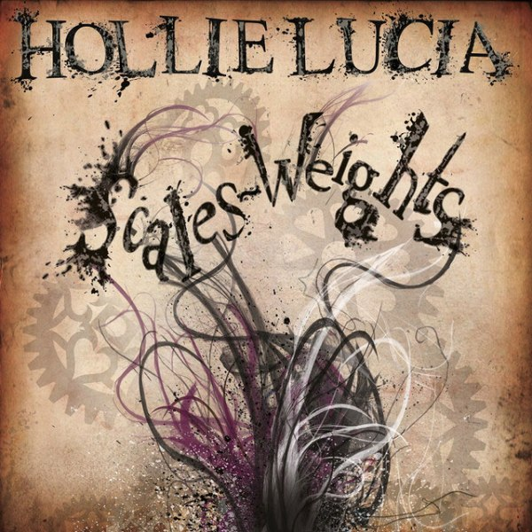 Hollie Lucia - Scales-Weights - cover art by Mikal Dyas