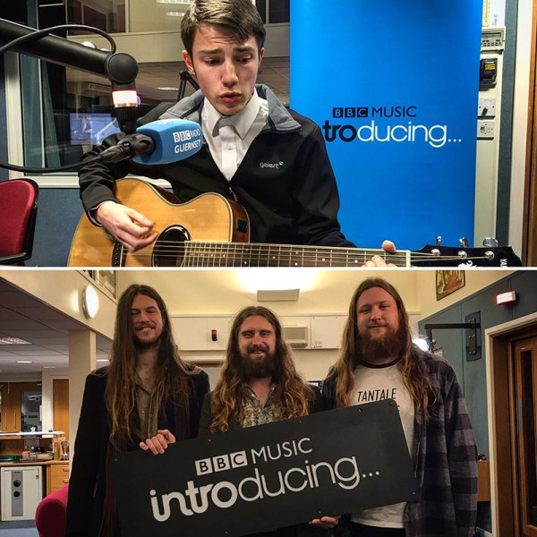 Dan Ashplant and Lord Vapour on BBC Introducing