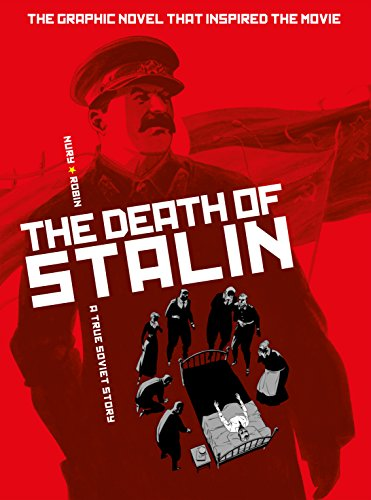 The Death Of Stalin graphic novel