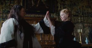 The Favourite - Colman and Stone