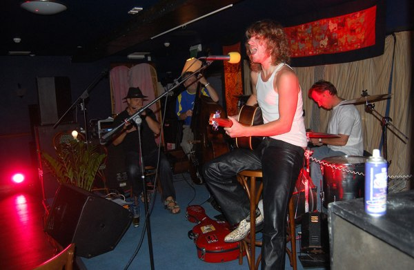 Spoonful at The Fermain Tavern in 2008